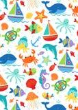 Kıds pattern Stock Images
