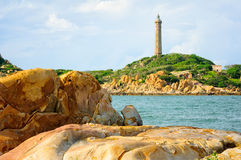 Ke ga lighthouse, oldest lighthouse in Vietnam, #4 Royalty Free Stock Images