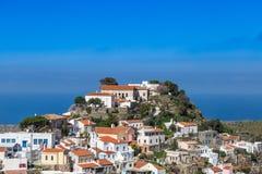 Kea island. Cyclades in Greece Stock Images
