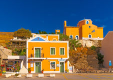 In Kea island in Greece Stock Photo
