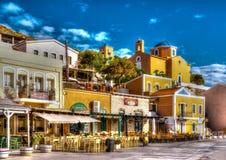 In Kea island in Greece Royalty Free Stock Photo
