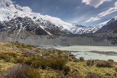 Kea Point, New Zealand Stock Images