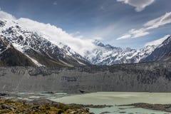 Kea Point, New Zealand Royalty Free Stock Photography