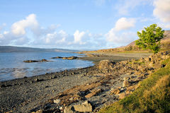 keal NA λιμνών ακτών στοκ εικόνες με δικαίωμα ελεύθερης χρήσης