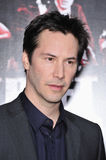 Keanu Reeves. At the Los Angeles premiere of his new movie Street Kings at Grauman's Chinese Theatre, Hollywood. April 3, 2008 Los Angeles, CA Picture: Paul stock photo