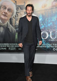Keanu Reeves photographie stock