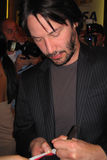 Keanu Reeves Stock Image