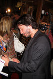 Keanu Reeves. At the Toronto Film Festival royalty free stock images