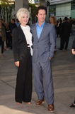 Keanu Reeves, Patricia Taylor immagini stock