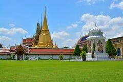Keaw do phra do templo no verão Fotos de Stock