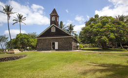 Keawalai Church Royalty Free Stock Photos