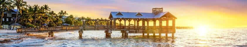 Keay västra ande, florida, USA Royaltyfria Bilder