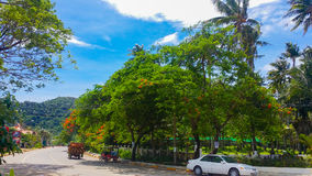 Keb-Provinz Kambodscha Lizenzfreies Stockbild