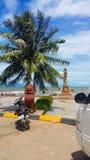Keb-Stadt Kambodscha Stockfotografie