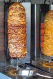 Kebab格栅 免版税库存图片