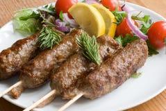 kebab σαλάτα Στοκ Εικόνες