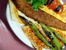 Kebab 02 Stock Afbeelding