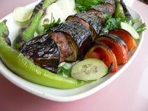 Kebab 08 imagens de stock
