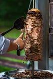 kebab stock afbeelding