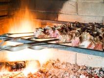 kebab Fotografia Stock