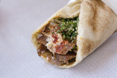 Kebab. Stockfotografie