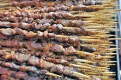 Kebab Stock Foto