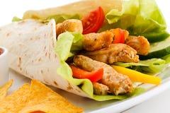 Kebab imagem de stock royalty free