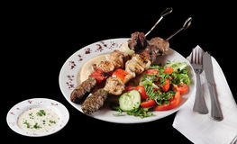 Kebab. Royalty Free Stock Image