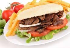 Kebab foto de stock royalty free