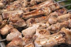 Kebab Fotos de archivo