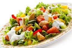 kebab photographie stock