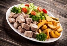 kebab Photos libres de droits