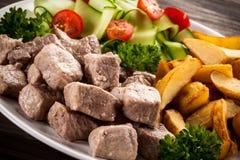 kebab Photographie stock libre de droits