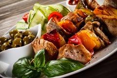 kebab Photo libre de droits