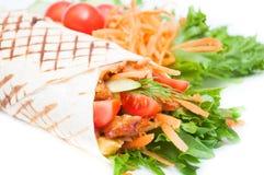 kebab Imagenes de archivo