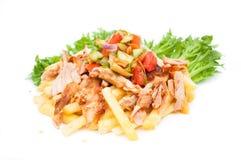 kebab Royalty-vrije Stock Fotografie