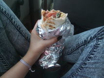 kebab Fotografia de Stock