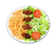 kebab Image libre de droits