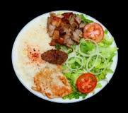 kebab Fotografia de Stock Royalty Free