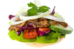 Kebab Stock Photography