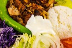 Kebab Стоковая Фотография RF