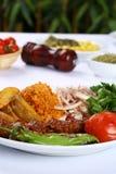 Kebab adana Turkish Стоковая Фотография
