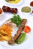 Kebab adana Turkish Стоковые Фото