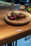 Kebab - carne arrostita fotografie stock libere da diritti