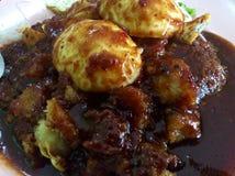 Kebab de boeuf Photo stock