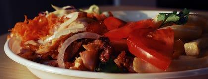 Kebab de Doner Fotografia de Stock