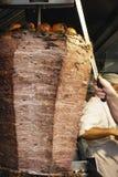 Kebab de Doner Imagen de archivo libre de regalías