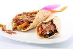 Kebab de Doner Imagens de Stock Royalty Free