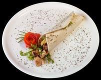 Kebab de Doner Photographie stock