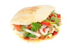 Kebab de Doner. Imagem de Stock Royalty Free